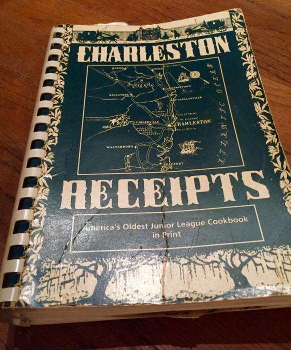 Charleston Receipts cookbook