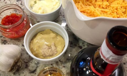 Trina's Pimento Cheese – Made with Grand Marnier?
