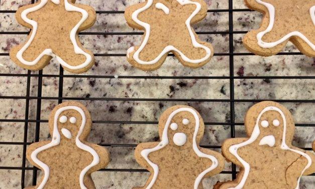 Sorghum Gingerbread People