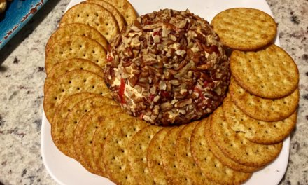 My Grandmother's Cheese Ball