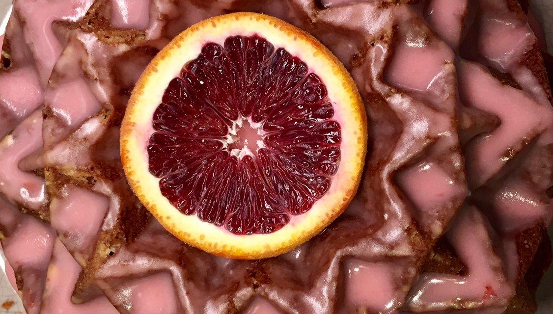 A Citrus Twist On Betty Crocker's Pound Cake