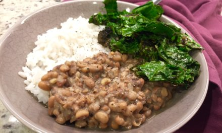 Hoppin John and Other Lucky New Years Foods